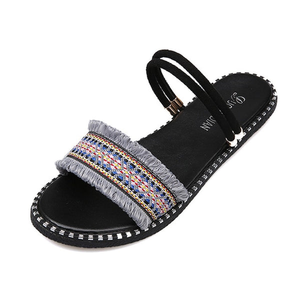 SAGACE flat Sandals for women