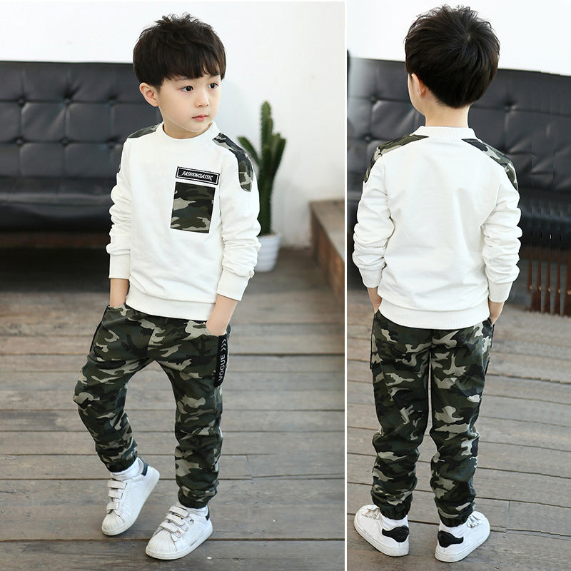 2PC Military Clothing