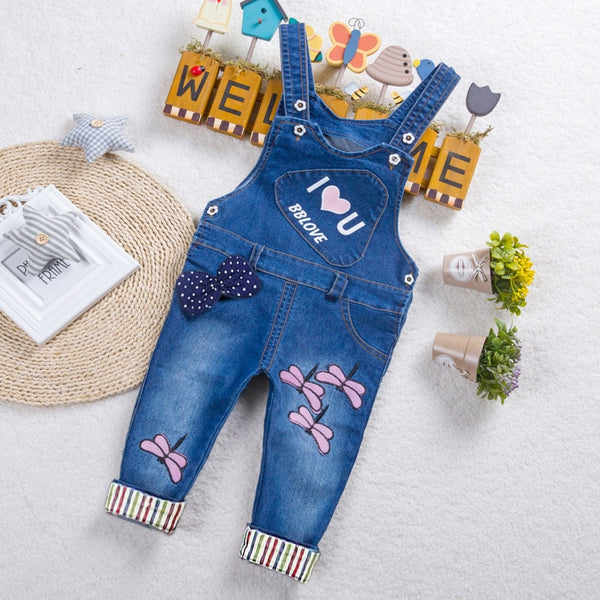 Jumpsuit Baby Girls Clothes
