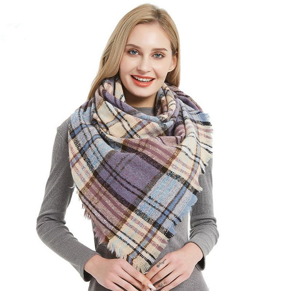Royal cashmere scarf