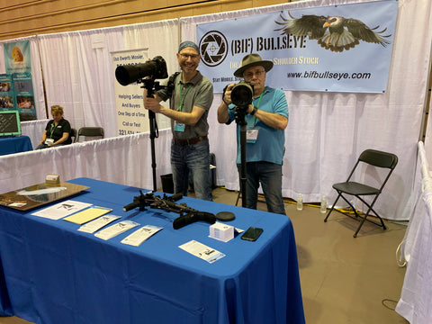 BIF Bullseye at Space Coast Birding Festival