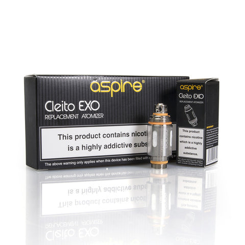Aspire EXO Coils (5 PACK)