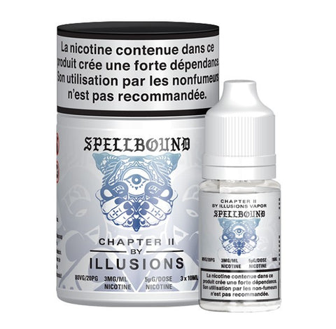 illusions Vapors - Spellbound