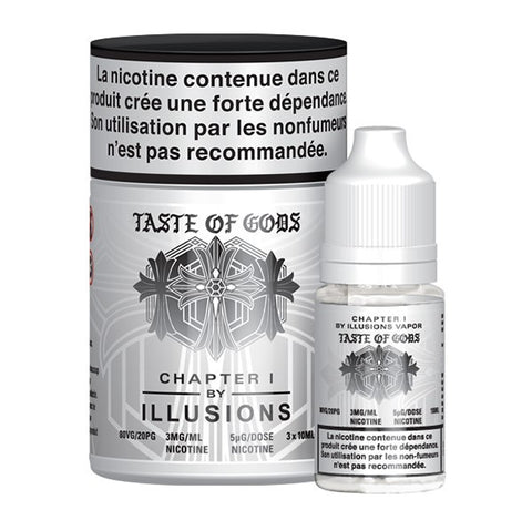 illusions Vapors – Taste Of The Gods