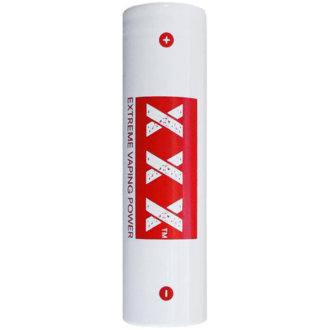 XXX Red 18650 Battery