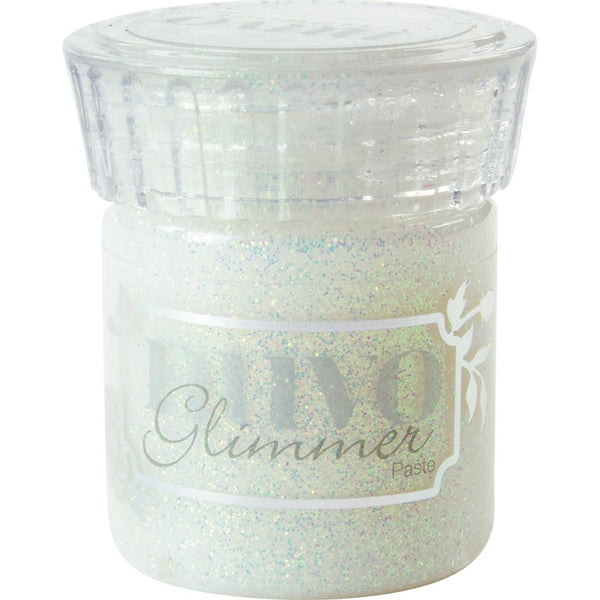 Tonice Studios - Nuvo Glimmer Paste - Moonstone