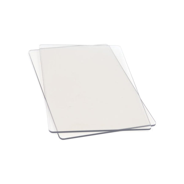 Sizzix - Big Shot & Vagabond - Clear Cutting Pads 1 Pair