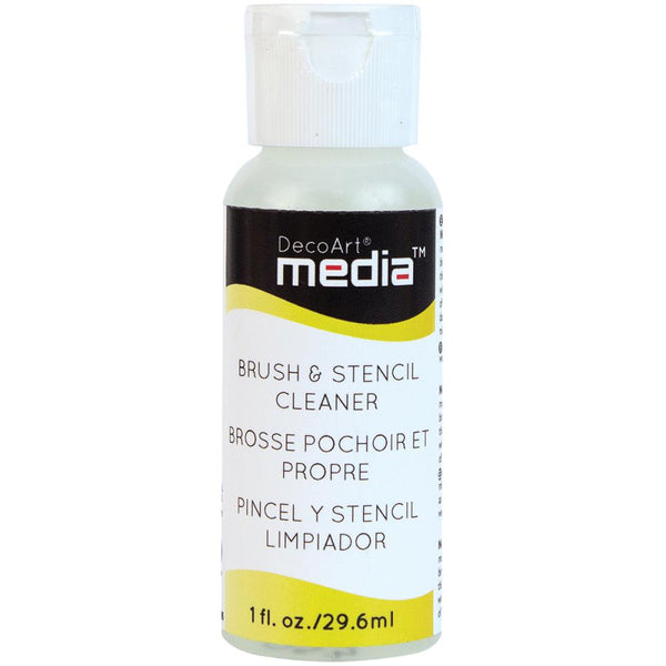 Deco Art - Brush & Stencil cleaner 2oz