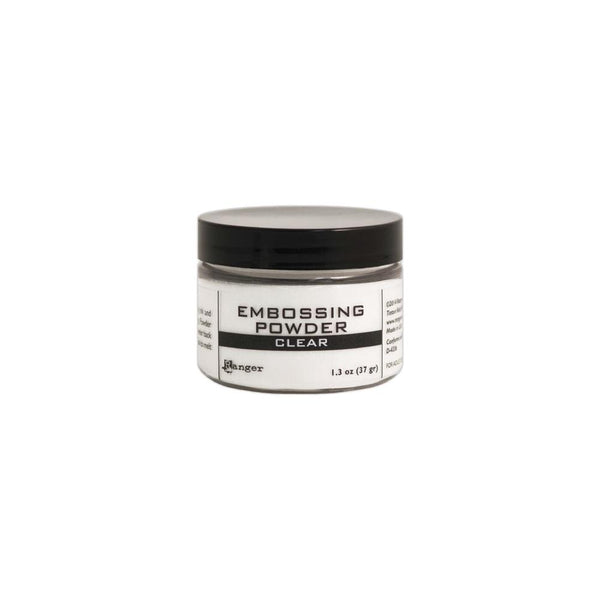 Ranger - Embossing Powder - Clear 1.3 oz