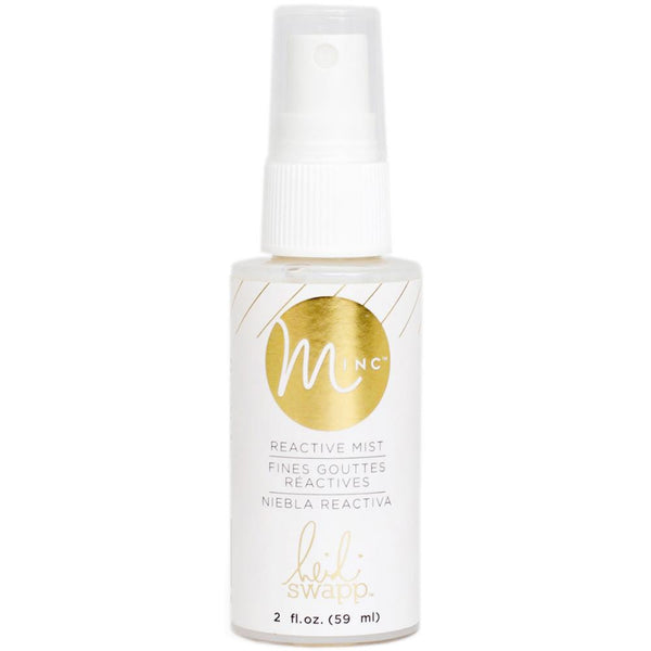 Heidi Swapp - Minc - Reactive Mist Medium - 2oz