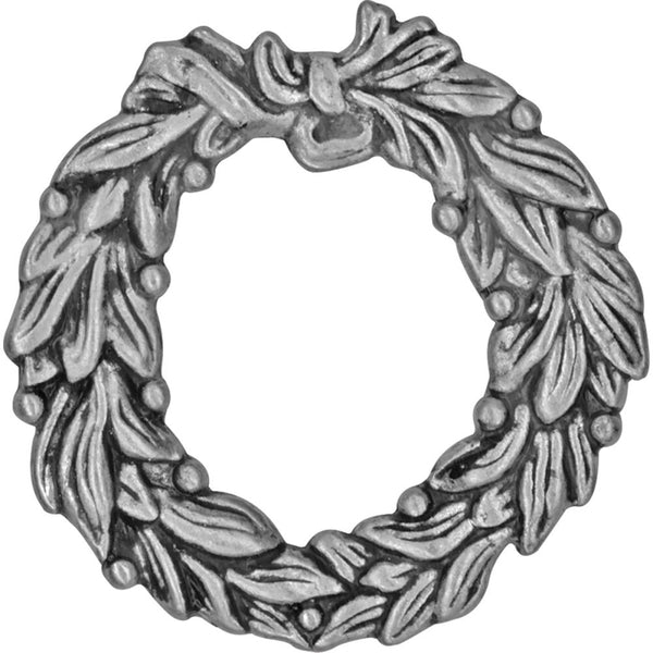 Tim Holtz - Idea-Ology - Metal Adornments - Antique Nickel Wreaths