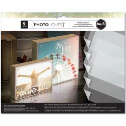 "We R Memory Keepers - PhotoLights - Printable Film Paper 8.5""X11"" 6/Pkg"