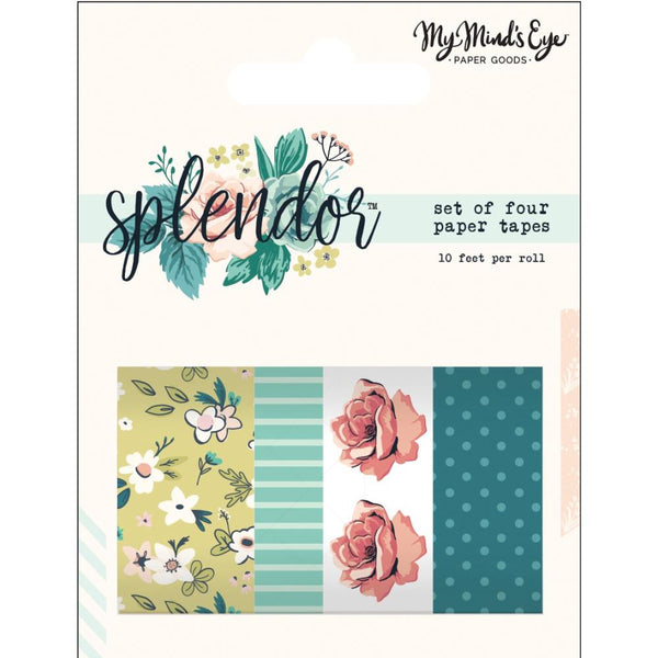 My Mind's Eye - Splendor - Washi Tape set