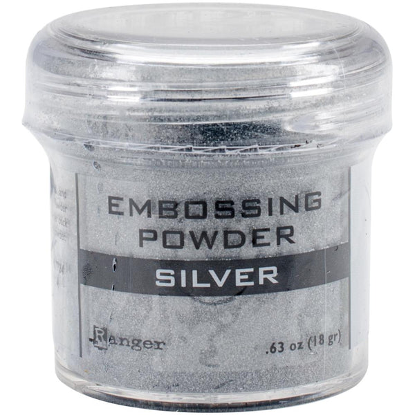 Ranger - Embossing Powder - Silver Pearl