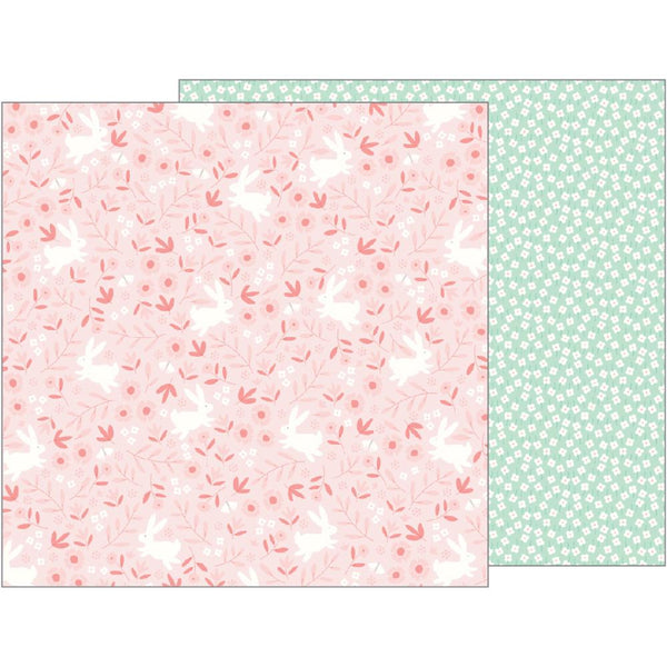 Pebbles - Lullaby - Baby Girl Posies patten paper