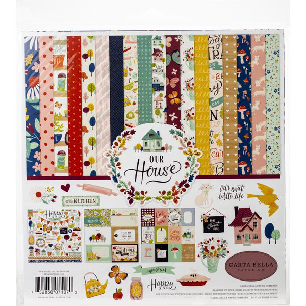 Carta Bella - Our House - Collection kit