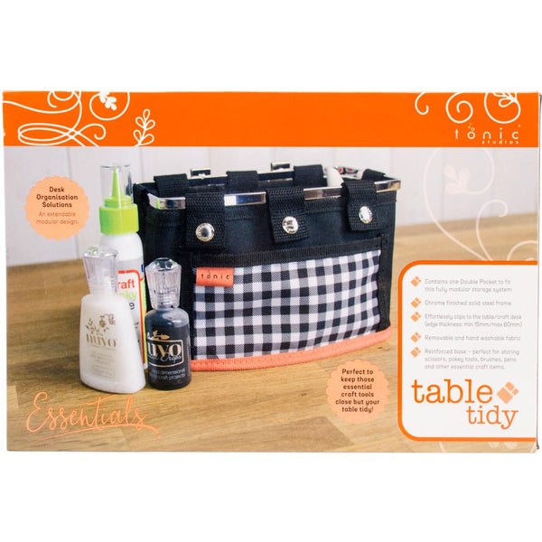 Tonic Studios - Table Tidy - Double pocket
