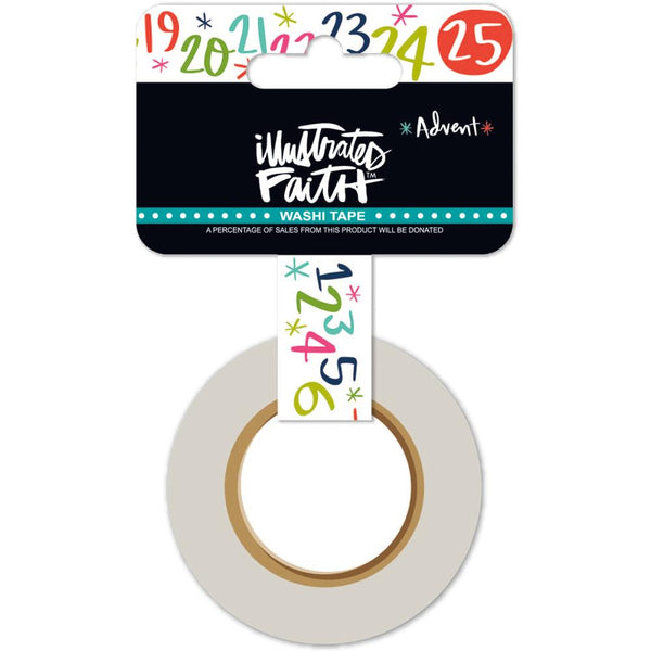 Bella Blvd - Illustrated Faith - Advent - Washi Tape