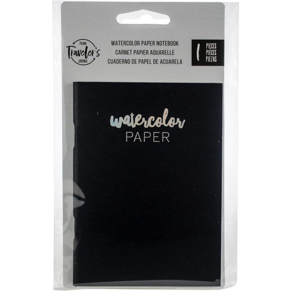 Prima - Traveler's Journal - Passport Refill Watercolour Paper