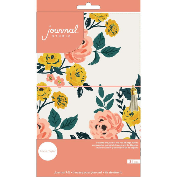 Crate Paper - Journal Studio - Rose Journal Kit