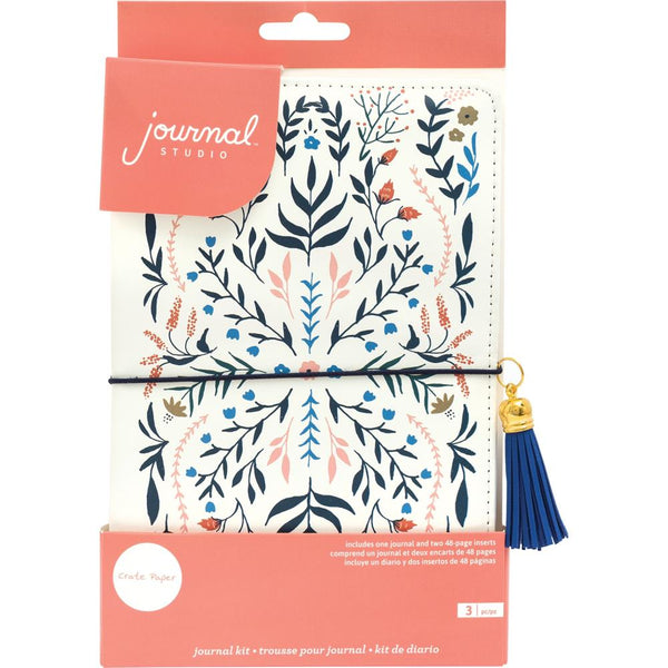 Crate Paper - Journal Studio - Floral Journal Kit