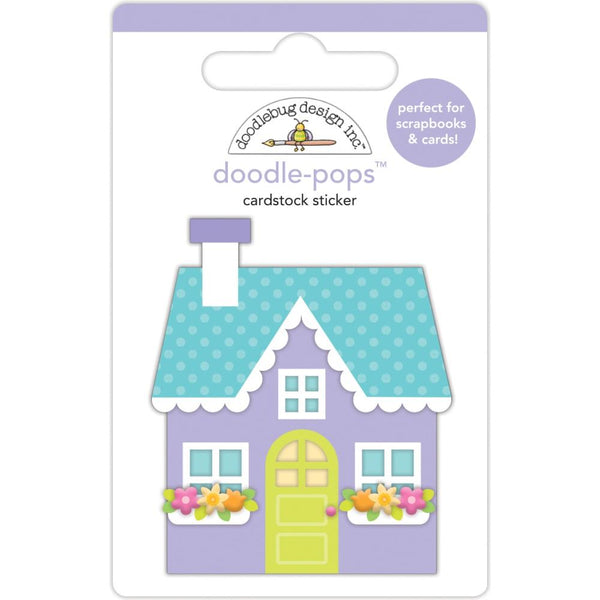 Doodlebug Design - Doodle Pops - Cozy Cottage