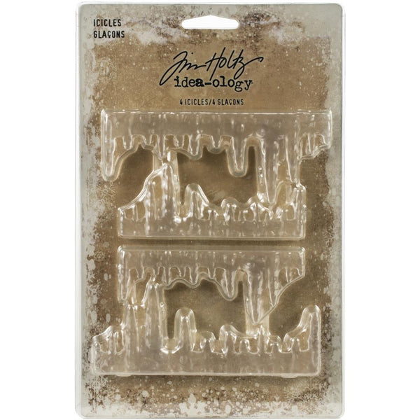 Tim Holtz - Idea-Ology - Icicles