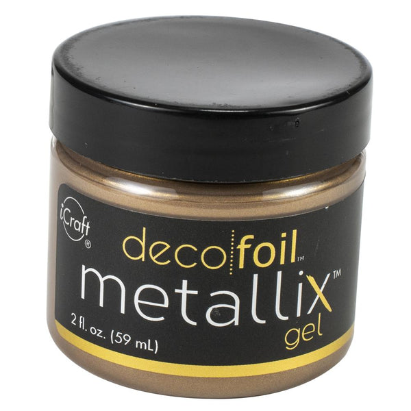 Deco Foil - Metallix Gel - Aged Copper