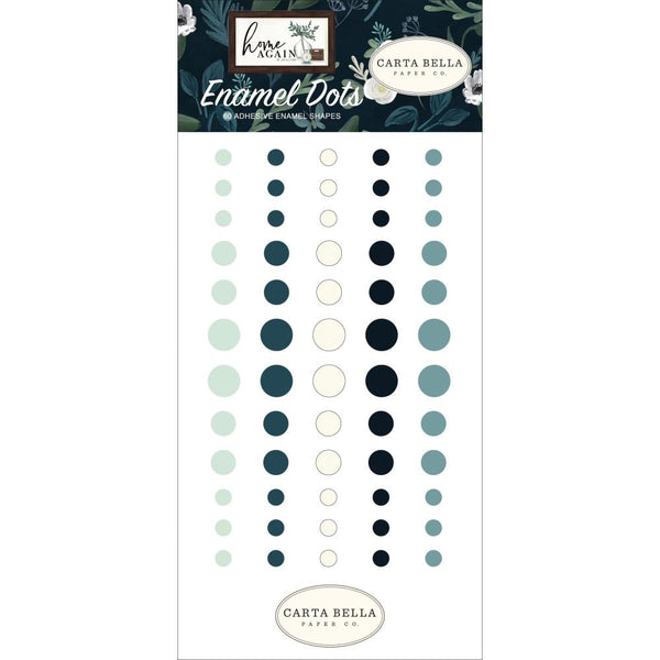 Carta Bella - Home Again - Enamel Dots