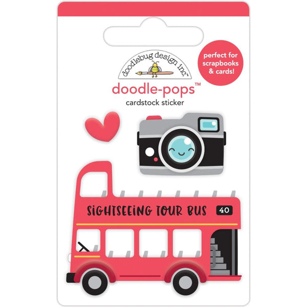 Doodlebug Design - Doodle-Pops - Double Decker