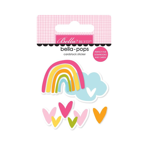 Bella Blvd - Bella-Pops - Follow The Rainbow