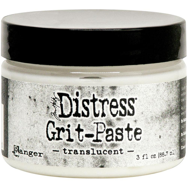 Ranger - Tim Holtz - Distress Grit Paste - Translucent