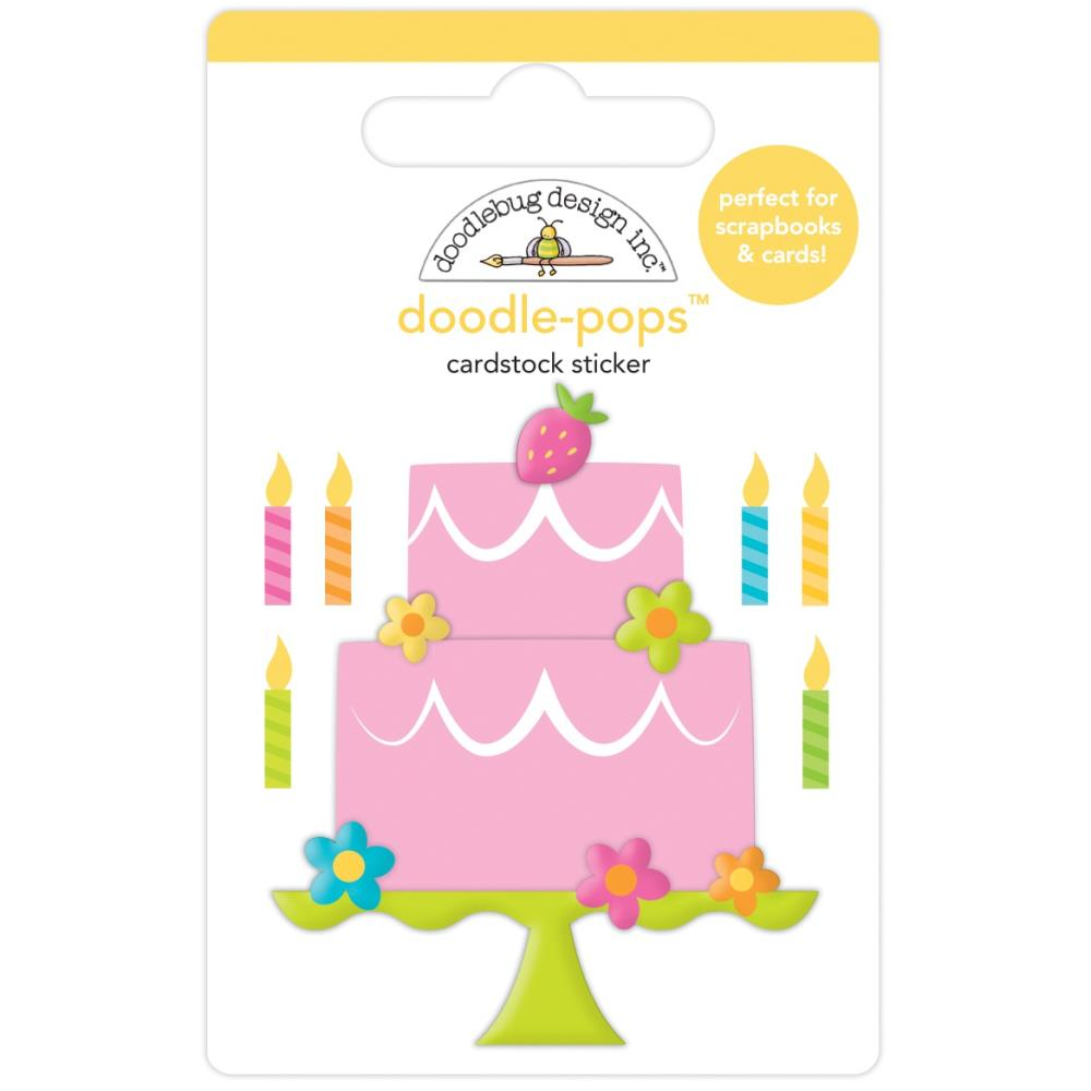 Doodlebug Design - Doodle-Pops - Make A Wish