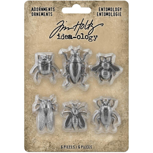 Tim Holtz - Idea-ology - Adornments - Entomology
