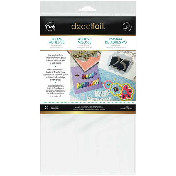 Therm-O-Web - iCraft - Deco Foil - Foam Adhesive