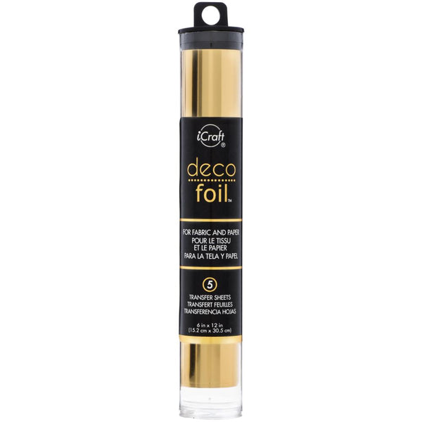 Therm-O-Web - iCraft - Deco Foil - Gold