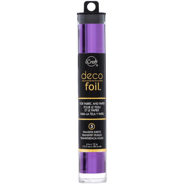 Therm-O-Web - iCraft - Deco Foil - Purple