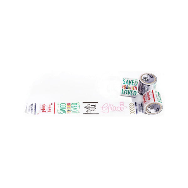 Bella Blvd - Genesis Washi Tape - Word Art