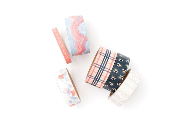 One Canoe Two - Twilight - Washi Tape set