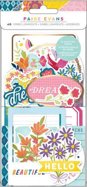Paige Evans - Wonders - Icon Ephemera Pack