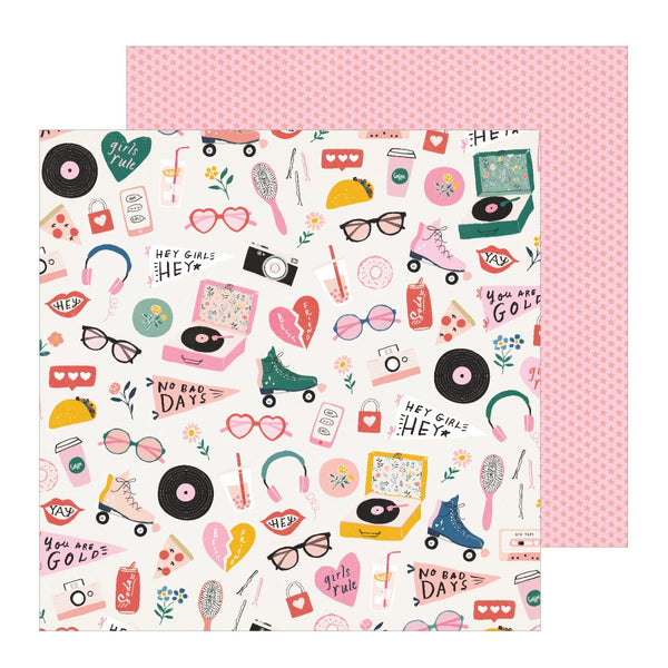 Crate Paper  - All Heart - Cute Stuff