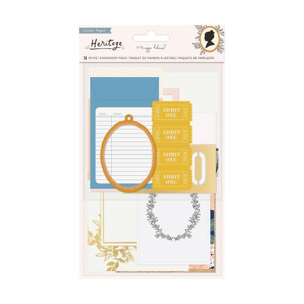 Maggie Holmes - Heritage - Stationary Pack