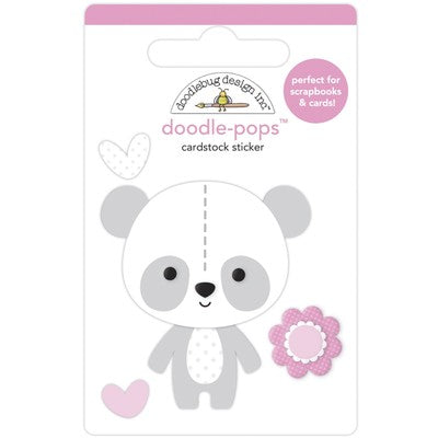 Doodlebug Design - Doodle-Pops - Beary Cute