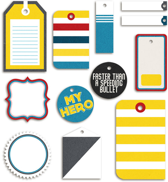 Fancy Pants - Sidekick Optional - Tags and Labels pack