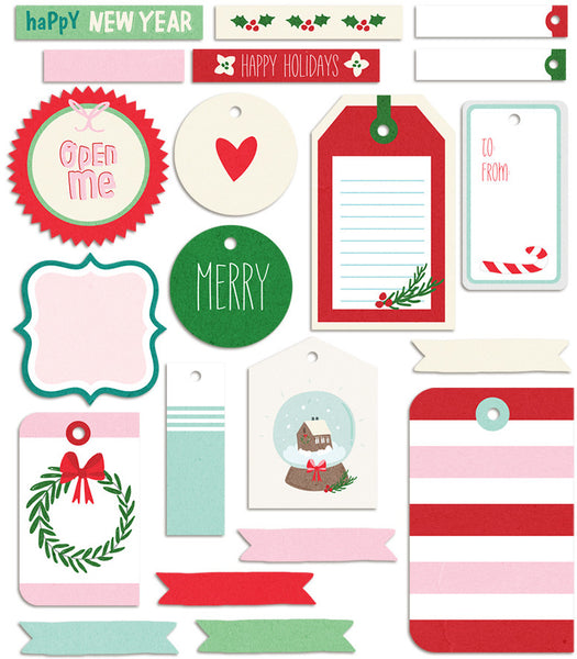 Fancy Pants - Wishmas - Tags & Labels Pack