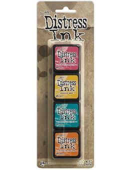 Ranger - Tim Holtz - Mini Distress Ink Kit - Kit #1