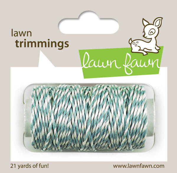 Lawn Fawn - Lawn Trimmings - Sky Hemp Cord