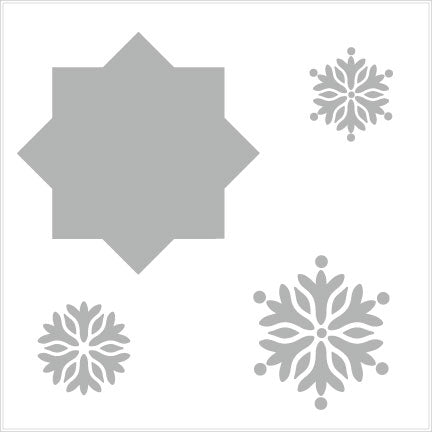 Gina K Designs - Mini Wreath Builder Templates