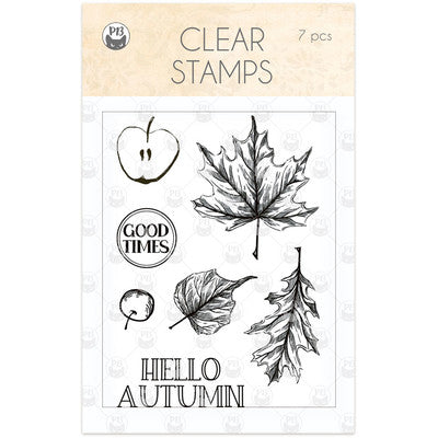 P13 - The Four Seasons - Autumn Stamp Set