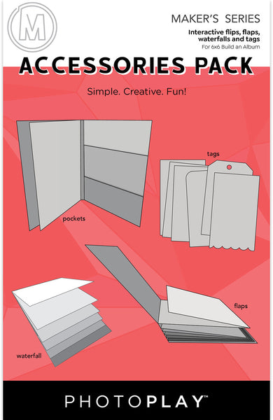 Photoplay Paper - Maker's Series - Accessories Pack
